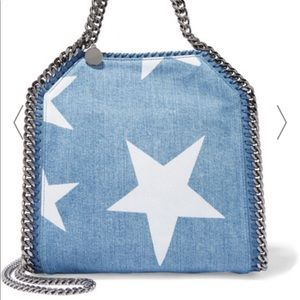 Stella McCartney Falabella Denim Star Bag